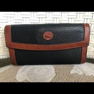 Vintage Dooney & Bourke Organizer Wallet